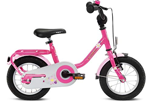 Puky Steel 12'' Kinder Fahrrad lovely pink
