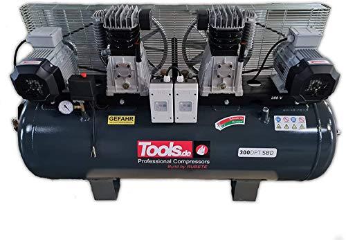 Profi DUO Kompressor 10 Bar (12 bar max)...