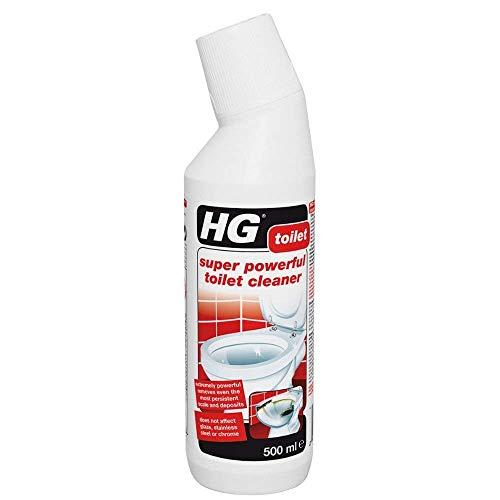 HG 322050106 Super Powerful Toilet Cleaner 500 ml