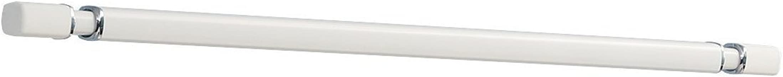 川口技研 室内用物干し竿 ホスクリーン ホワイト 15サイズ QL-15-W