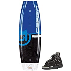 For 140-230 lb. Riders Size US Men's 11-14 bindings Continuous rocker keeps the board stable Dual channels at tip and tail for easy edging Great Beginner board at an affordable price
