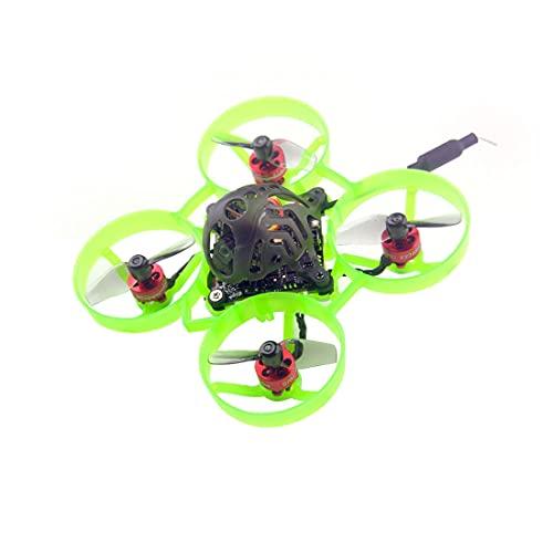 HAPPYMODEL Mobula6 ELRS 1S 65mm Drone 18.7g 5.8G VTX SE0702 Motor Nano3 800TVL Cámara FPV sin escobillas Quad (2.4G ExpressLRS SPI Receptor)