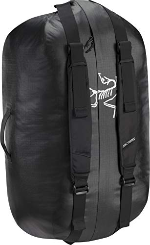 Arcteryx Erwachsene Duffle Carrier Duffel Bag, Schwarz (Black), 71 centimeters
