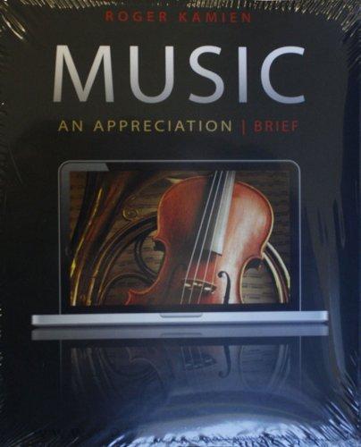 MUSIC:APPRECIATION,BRIEF-W/ACC