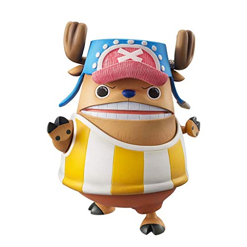 Potato smile Anime One Piece Action-Figur: Verbesserte Ver.Tony Chopper Figuren PVC