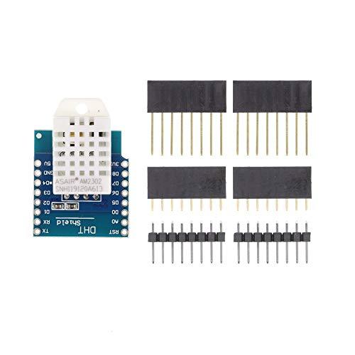 HUABAN DHT Pro Shield para WeMos D1 mini DHT22 módulo de sensor digital de temperatura y humedad