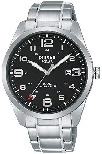 Pulsar Solar PX3187X1 Herenhorloges op zonne-energie