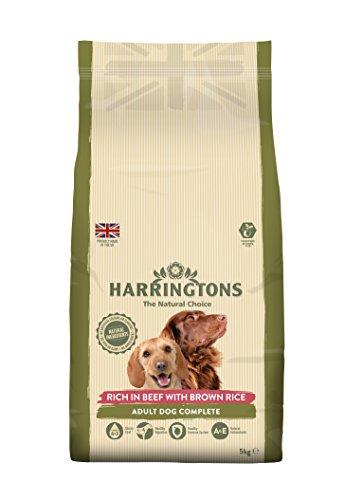 Harrington Complete - Comida para perros - Carne con mezcla seca de...