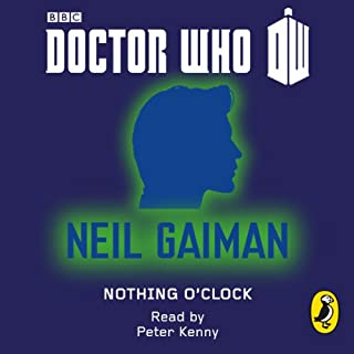 Doctor Who: Nothing O'Clock audiobook cover art