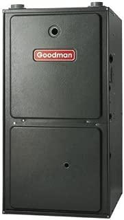 Goodman GMH950905CX Gas Furnace, Two Stage Burner/Multi-Speed Blower, Upflow/Horizontal - 90,000 BTU