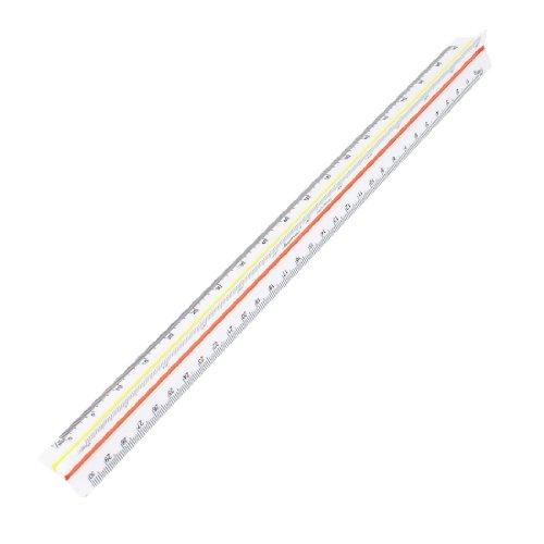 sourcing map 1:100 1:250 1:400 1:200 1:300 1:500 6 Typ Metrische dreieckiges Maßstab-Lineal