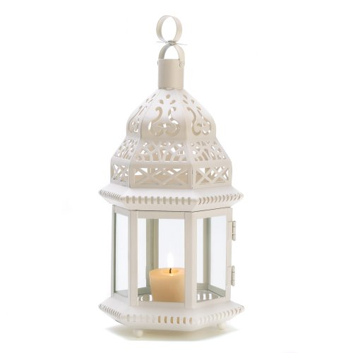 10 Wholesale White Moroccan Style Lantern Wedding CENTERPIECES