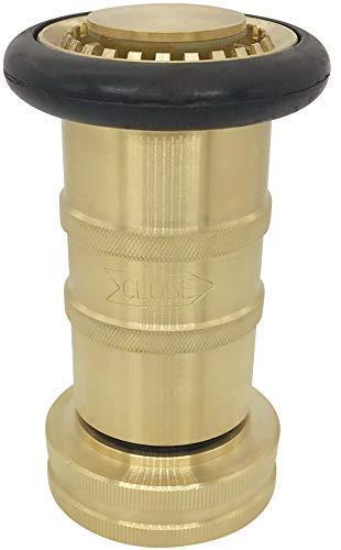 Dixon Valve BRN150NST-I Brass Fire Equipment NH 1-1//2 NST Global Rack Nozzle Thread