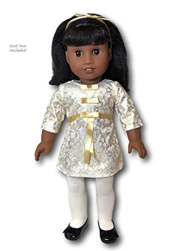 Kit De Roupas Para Boneca American Girl Melody Drk71