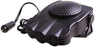 #N/D 3 Gaten Auto Elektrische Verwarming Ventilator Raamscherm Demister Ontdooster 12/24 V Ontdooien Glas Ontdooien