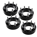 4pc 1.5' (38mm) 8x6.5 Wheel Spacers Fits...