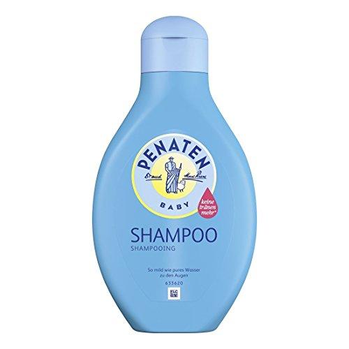 Penaten Baby Extramildes Baby Shampoo, 3er Pack (3 x 400 ml)