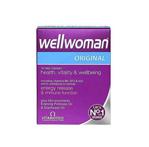 Wellwoman Vitabiotics Formula originale - 30 capsule.