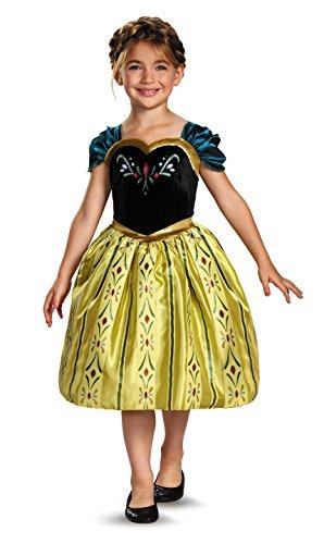 Frozen Anna Coronation Gown Classic M (7-8)
