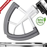 Flex Edge Beater For Kitchenaid,Kitchen Aid Mixer Accessory,Kitchen Aid Attachments For Mixer,Fits...