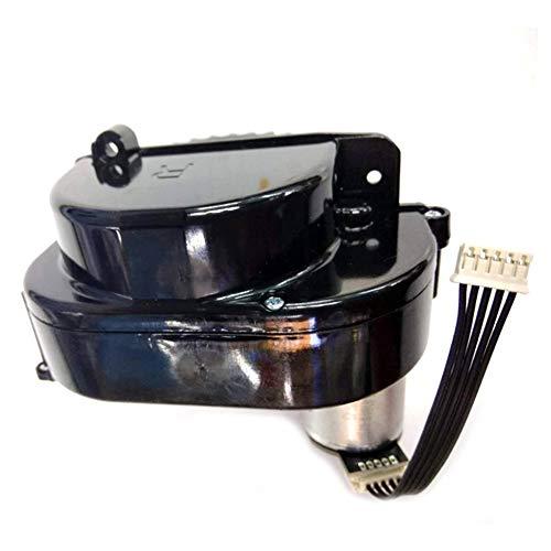 SDFIOSDOI Piezas de aspiradora Robot Izquierdo Robot Robot Aspirador de la aspiradora Motores Ajuste para ILIFE V3S Pro V5S Pro V50 V55 Piezas de aspiradora de Robot (Color : Left Wheel)