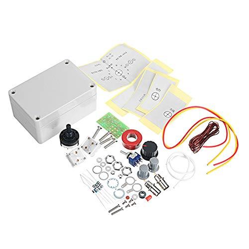 Jaimenalin 1-30 MHz Led Vswr DIY Manuelle Antenne Tuner Kit Modul für Amateurfunk für Cw Qrp Q9 Bnc Schnittstelle