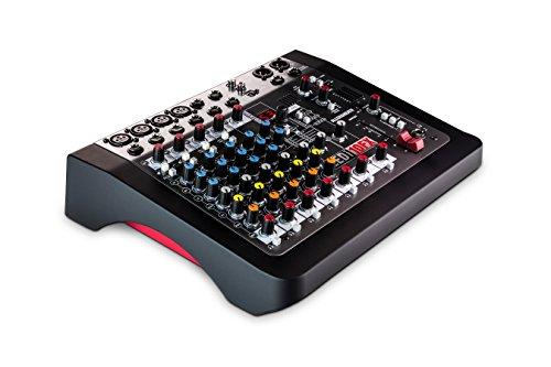 Mezclador de Audio Allen & Heath zed-i-10fx | Un mezclador híbrido y compacto.
