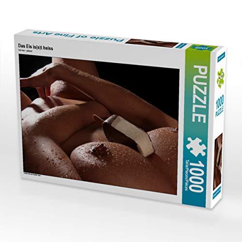 CALVENDO Puzzle Das EIS is(s) t heiss 1000 Teile Lege-Größe 48 x 64 cm Foto-Puzzle Bild von Stefan weis