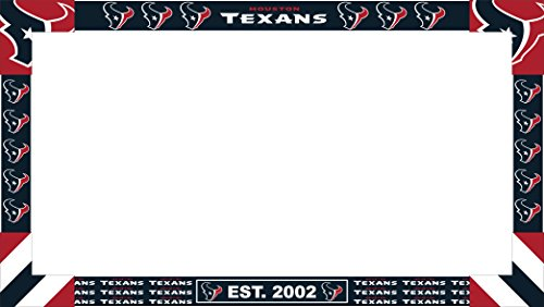 Imperial Officially Licensed NFL Merchandise: Big Game TV Frame, Houston Texans