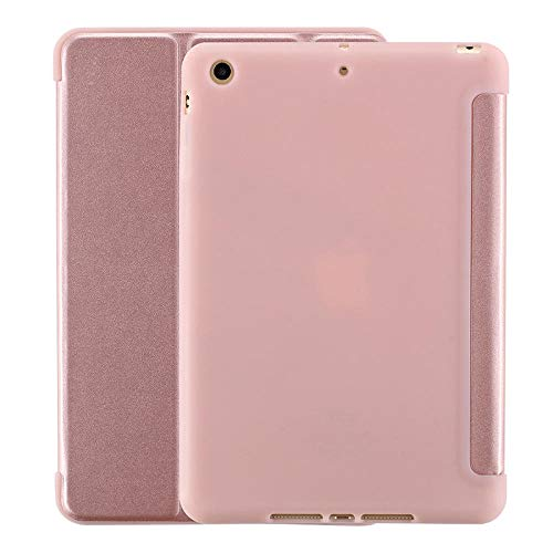 DELLA Suitable for ipad silicone protective cover air10.2 inch air9.7 tablet computer shell mini5 mini 34 series-Suitable for ipad 10.2 inch (2019 models)
