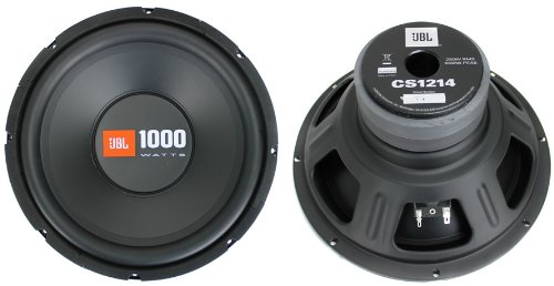 12 Car Audio Subwoofer JBL CS1214 1000W