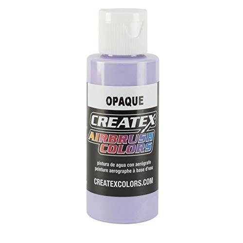 Createx Airbrush Color Opaque Lilac 4oz (120ml) Bottle by Createx