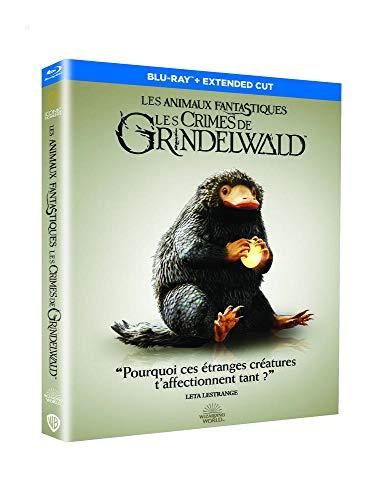 Les Animaux fantastiques : Les Crimes de Grindelwald [Blu-Ray + Version Longue]
