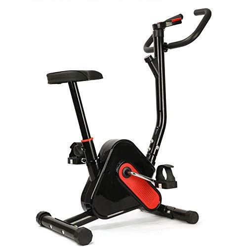 UNKB Biciclette Home Office Bici da Spinning Cyclette Attrezzature for Il Fitness Ribbon Auto, Indoor Cycles Aerobica Formazione Fitness Cardio Bike Indoor Cycling Cyclette
