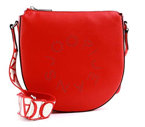 Joop! Women Jeans giro stella Schultertasche svz Farbe red rot halbrund Umhängetasche
