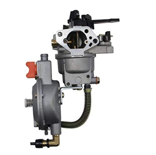 HXFANG 188F 190F GLP y GNC carburador Fit for la Gasolina GLP Kit DE CONVERSIÓN, GLP Kit de conversión en Forma for Gasosline Motor GX390 GX420 carburador