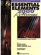 Essential Elements 2000 Violin Book 2 Bk/CD [Paperback] [2003] Various