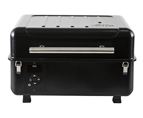 Compare Asmoke portable grill With Traeger Grills Ranger Grill TBT18KLD Wood Pellet Grill