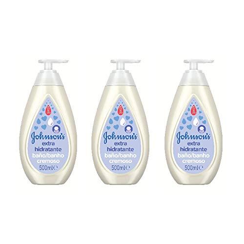 Johnson's Baby - Baño Cremoso Extra Hidratante
