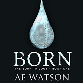 Born cover art