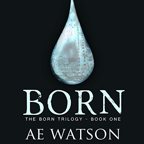Born audiobook cover art