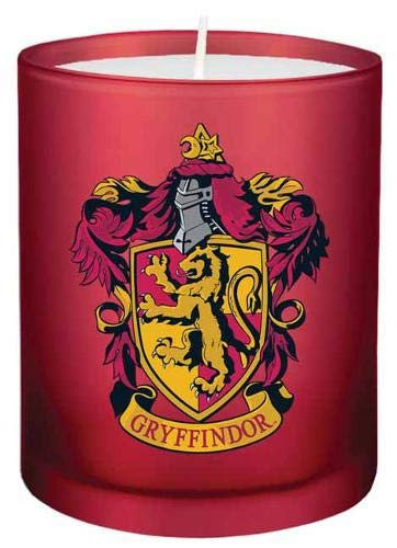 Harry Potter: Gryffindor Glass Votive Candle