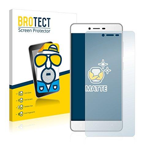 BROTECT 2X Entspiegelungs-Schutzfolie kompatibel mit Gionee F103 Bildschirmschutz-Folie Matt, Anti-Reflex, Anti-Fingerprint