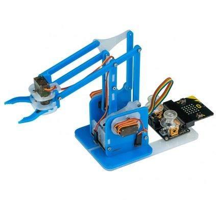 Kitronik MeArm Robot Micro:bit Kit – Azul