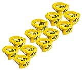 Coronita Rita Bottle Holders Set of 12 Yellow Version