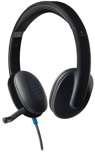 Purchase Logitech High-performance USB Headset H540 for Windows and Mac, Skype Certified