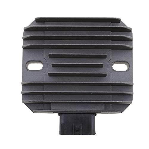 CAIFEIYU Regulador de Voltaje de Metal de Motocicleta Ajuste de rectificador para Kawasaki ER6N ER6F EX650 Ajuste para Ninja 650 2006-2013