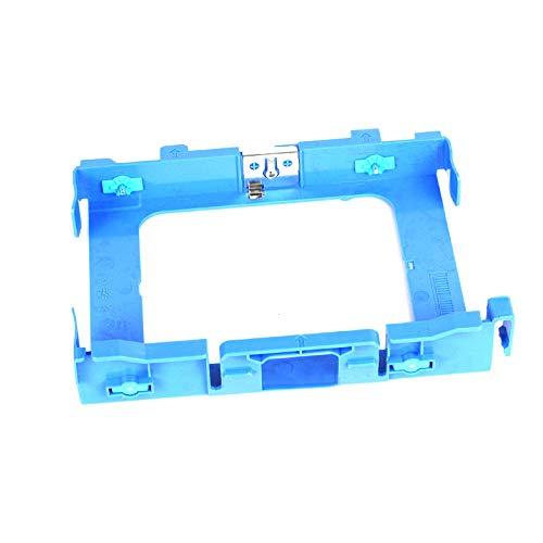 FCQLR HDD Tray Caddy kompatibel für Dell OptiPlex 3050 3046 7050 7040 3060 7060 SFF H8V8K 3.5''LFF Caddy