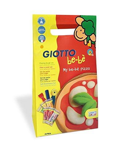 Plastilina Juegos Pizza Marca Giotto be-bè