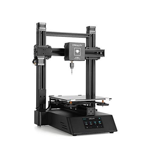 DM-DYJ Ender 3 3D-printer, afdrukformaat 200 x 200 x 200 mm, stroomuitval met volledige riemaandrijving, geschikt voor familie, school, 3D-printer